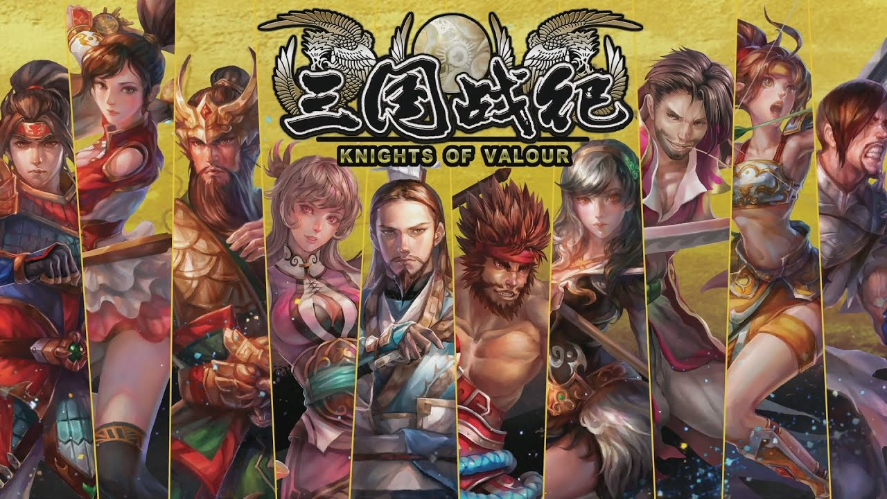 knights of valour 3 hd download