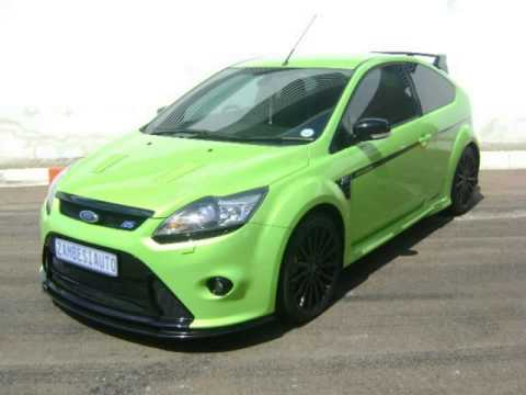 2010 ford focus rs auto for sale on auto trader south africa youtube. Black Bedroom Furniture Sets. Home Design Ideas