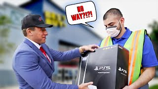 Surprising Strangers with a PS5!