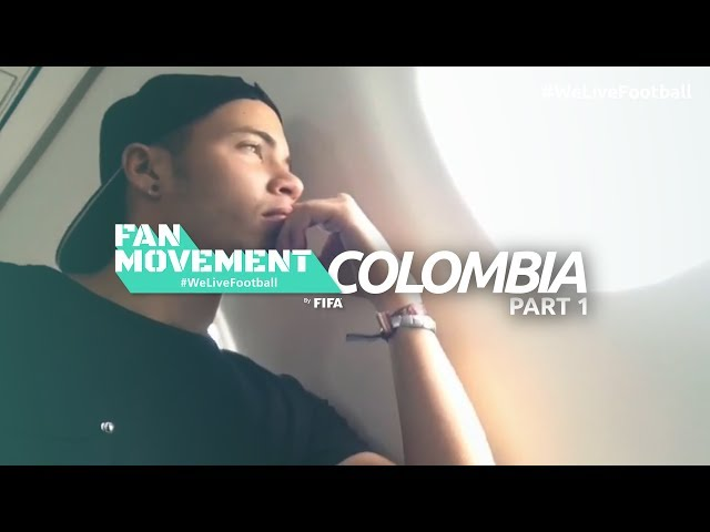 Fan Movement visits Colombia