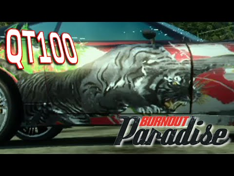 Quest to 100%: Burnout Paradise - Part 30 - The Power of the Tiger