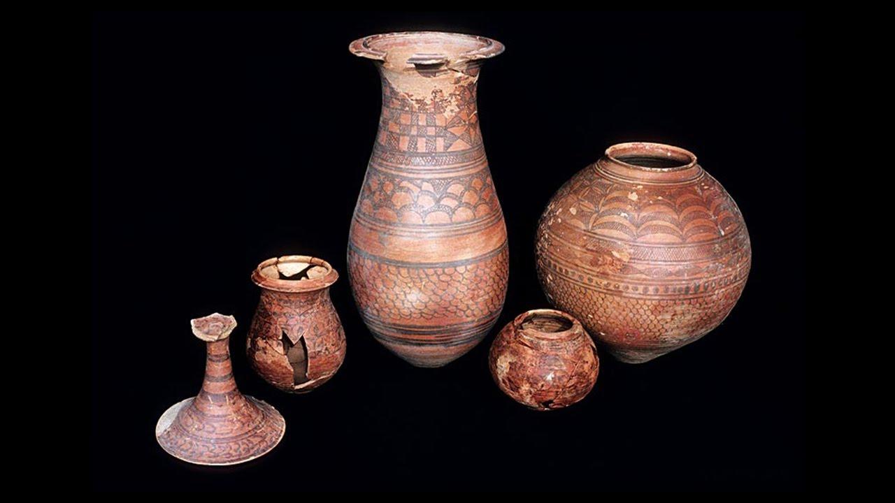 Harappan Civilization Pottery - Art History - YouTube