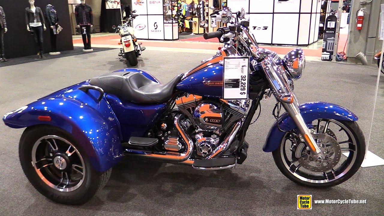 Harley davidson trike 2015