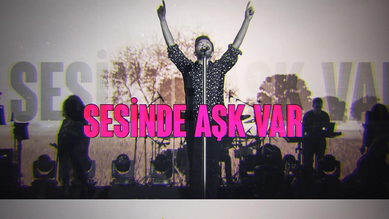 Yalin Sesinde Ask Var Mahmut Orhan Remix Youtube