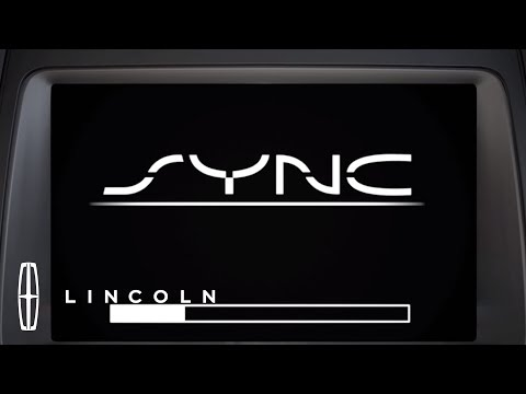 SYNC® with MyLincoln Touch™ GEN 2V3.6 - Updating Your SYNC® Software | How-To | Lincoln