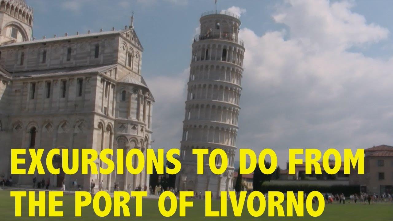 Livorno Italy Excursion YouTube