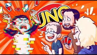 NIGHTMARE ON SCOTT STREET! - Uno Gameplay Funny Moments