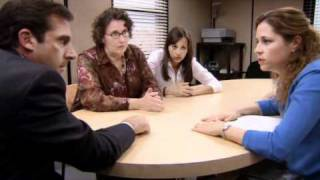 The Office - Jan's Breast Implants (Part 1)