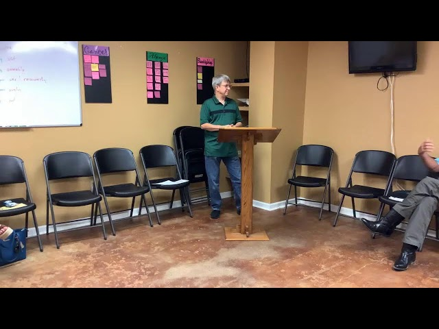 My Jesus...   10/3/21   Live Oak Baptist Church