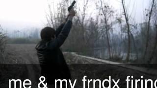 Me & my frndx Firing Zigana F 9mm.
