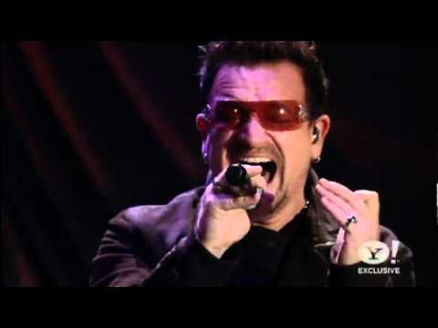 Bono And The Edge - Miss Sarajevo Live A Decade of Difference Concert [HQ]