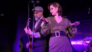 Elise And The Sugarsweets Young Man Live @ Jazz Club Etoile Paris 2020