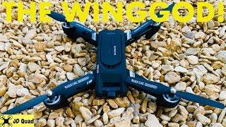 Its a God?? Eachine EG16 Wing God Unbox & Flight Test Video