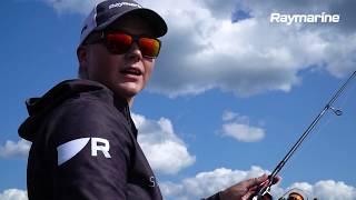 Tuntemattomien kalavesien tulkit: Team Raymarine