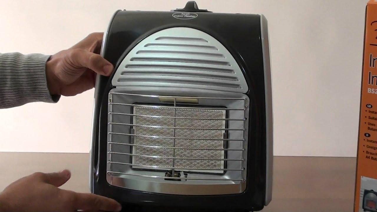 Estufa infrarrojos para interior exterior bs2888 bright - Estufas de gas para interior ...