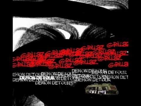 Gorillaz - Re-Hash (Demon Detour Live)