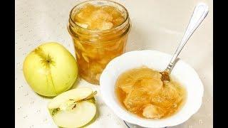 🍏 ВАРЕНЬЕ из ЯБЛОК в мультиварке /Как сварить Яблочное Варенье / Простой рецепт