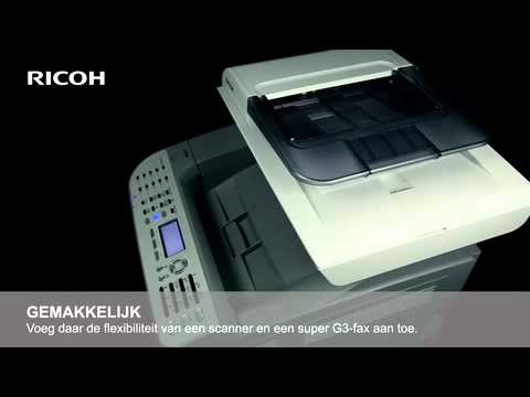 Ricoh Aficio SP C240SF Printer Driver for Windows 7