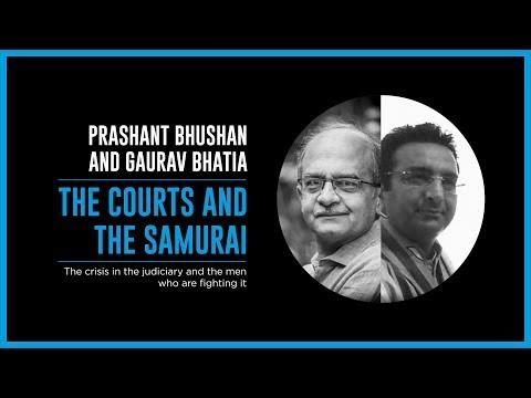 Prashant Bhushan & Gaurav Bhatia @Algebra