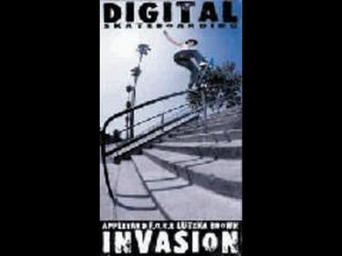 Digital Skateboarding #7 INVASION 2002