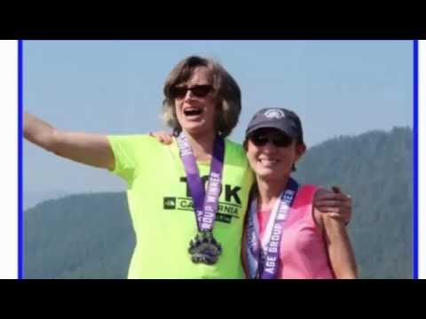 Nevada County runner recovers from hip surgery and sets new personal best!