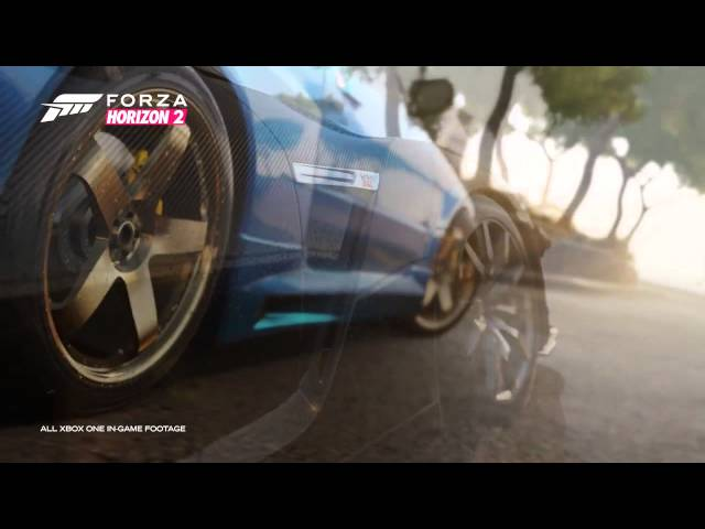 Forza Horizon 2 - E3 Trailer