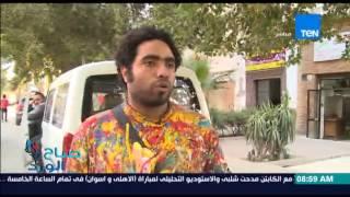 صباح الورد - نور حسين خريج قسم الزخرفة والديكور مهنته