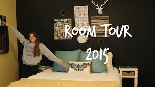 Megan's Room Tour 2015