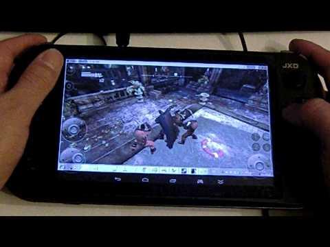 JXDS7800B - Splashtop Remote PC Gaming THD · Batman Arkham City