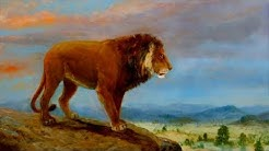 American Lion - Ancient Animal