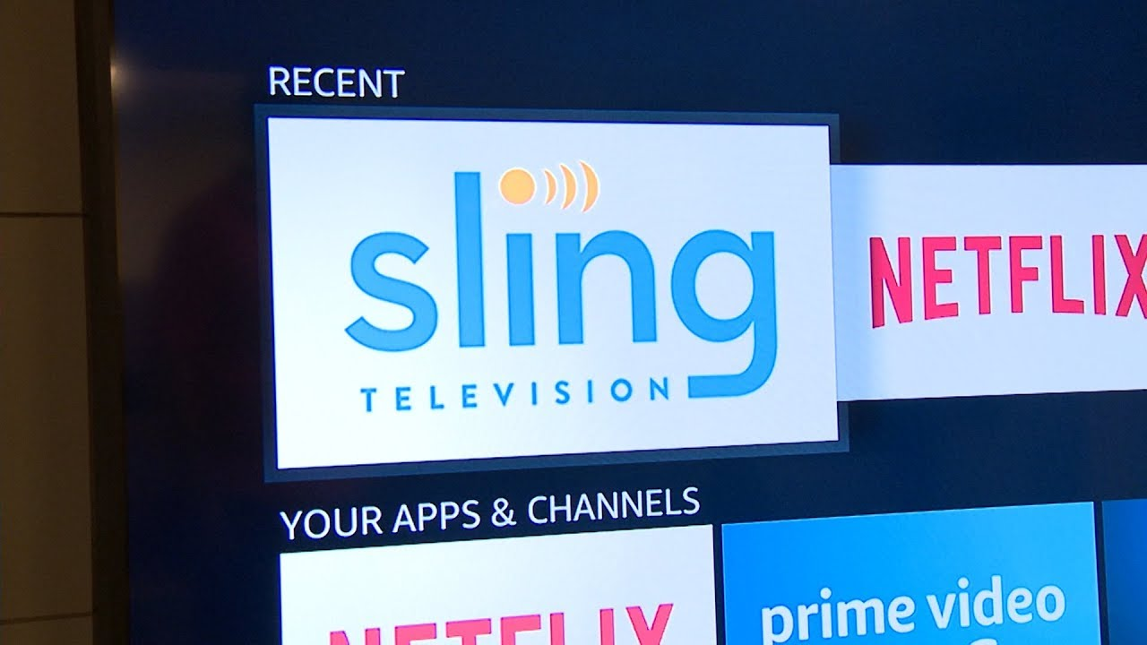 Cut the Cord with Sling TV