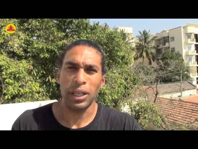 Yoga Gita testimonial by Gaylord