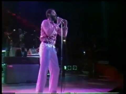 Teddy Pendergrass  Turn Off The LIghts Live 1982)