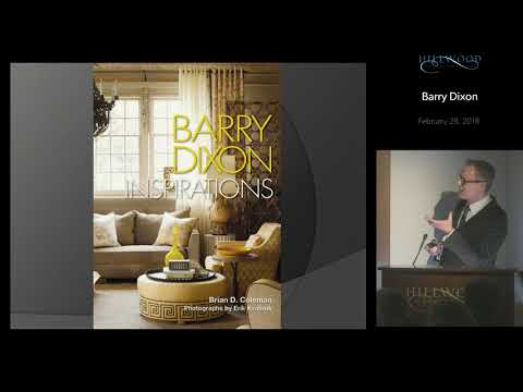 Looking Outside to See Our Way Inside  By Barry Dixon