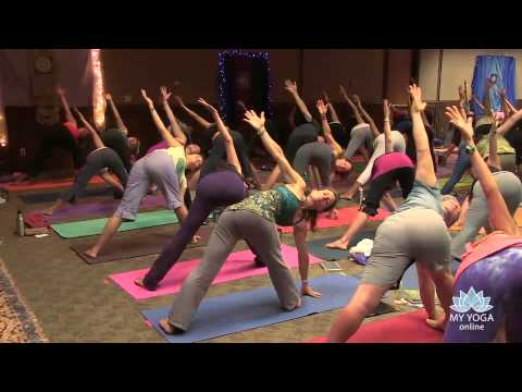 Rod Stryker Yoga: Tantra Yoga Spanda Vinyasa and Asana Practice
