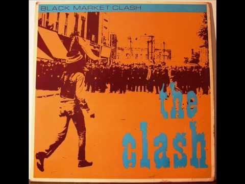 The Clash - Bankrobber/Robber Dub - Black Market Clash