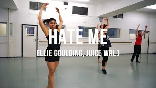 Ellie Goulding, Juice WRLD - Hate Me | Grace Pictures Film | Karen Estabrook Choreography