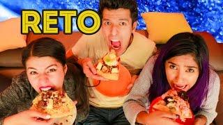 PIZZA CHALLENGE | RETO POLINESIO LOS POLINESIOS