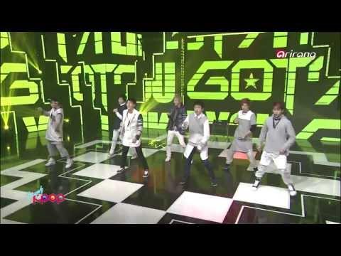 Simply K-Pop - GOT7(갓세븐) _ I Like You(난니가좋아)