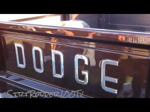 Bad Ass 1960 Dodge D-100 With 392 HEMI