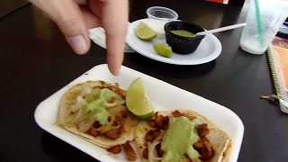 Mexican Food: What are real tacos like in Mexico?