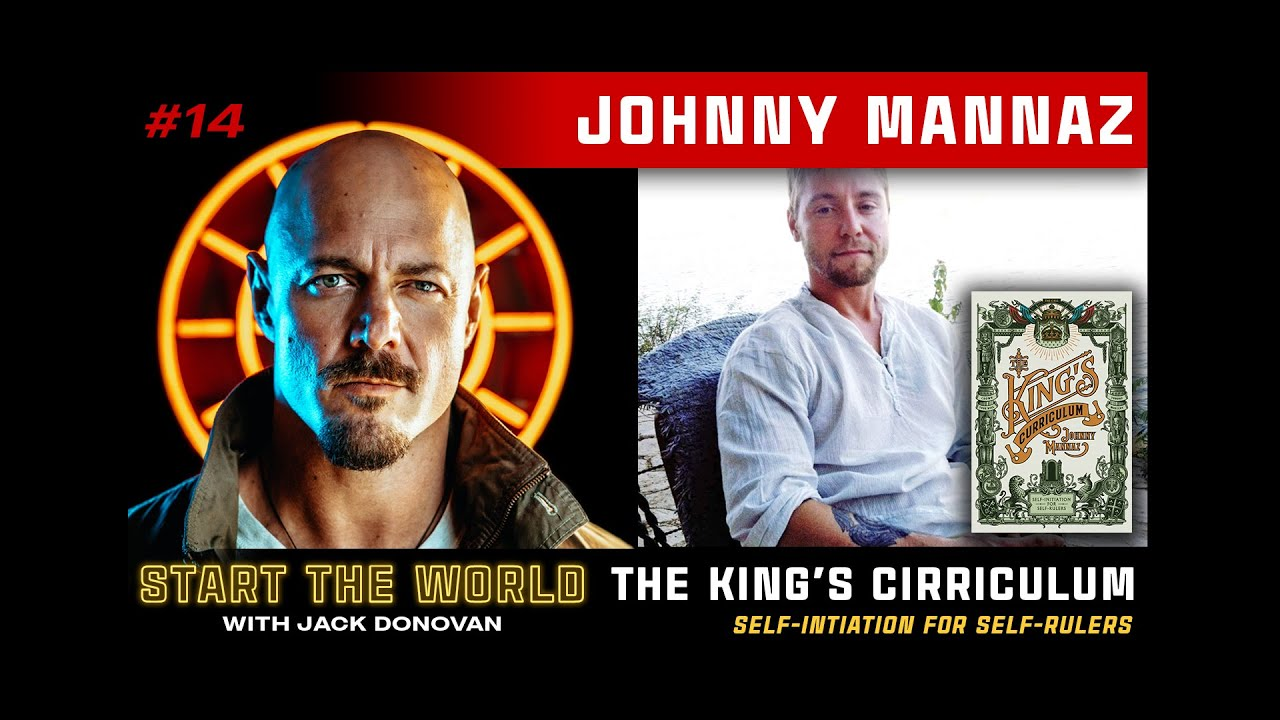 Johnny Mannaz - The King's Curriculum - Episode 14