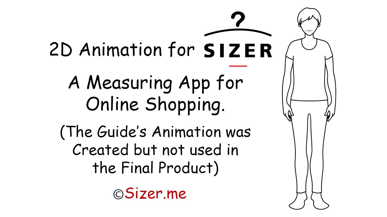 Sizer App - 2D Frame by Frame Character Animation - YouTube
