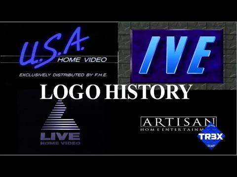 Artisan Entertainment Logo History