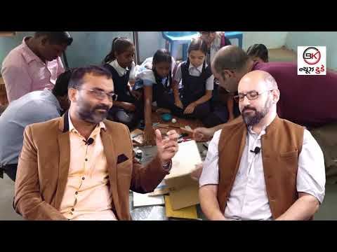 Ted : Grassrroot Innovetor  With Dr.bhavesh Pandya