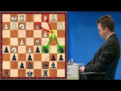 10 Year Old Nigel Short Beats Viktor Korchnoi