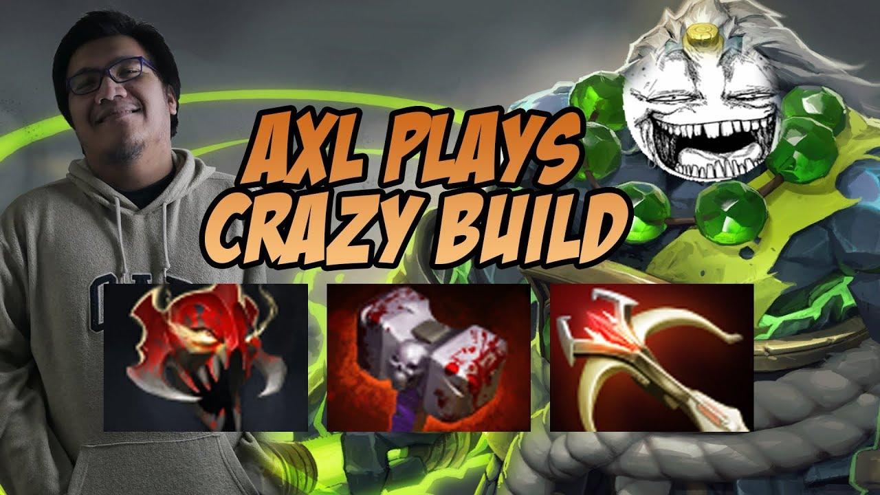 Axl Plays Crazy Builds - Episode 1