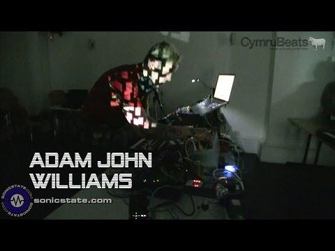 Adam John Williams Live Rig At Cymru Beats Mp3