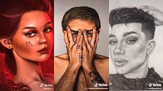 Art Tik Toks That Made Me Become An Artist