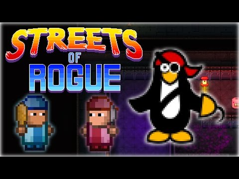 Let's Try Streets of Rogue: Slumming with Uzi! | Let's Play Streets of Rogue, Early Access Gameplay